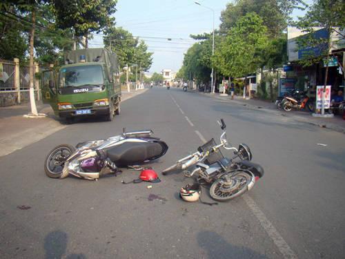 Xe đạp điện chỉ nên đi tốc độ hạn chế để tránh tai nạn